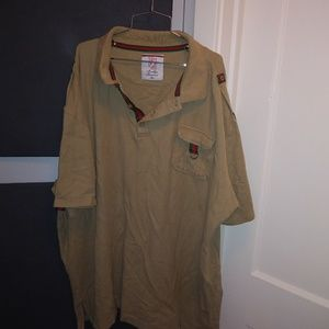 Other - Brooklyn Basement Polo Shirt Size 3XL XXXL